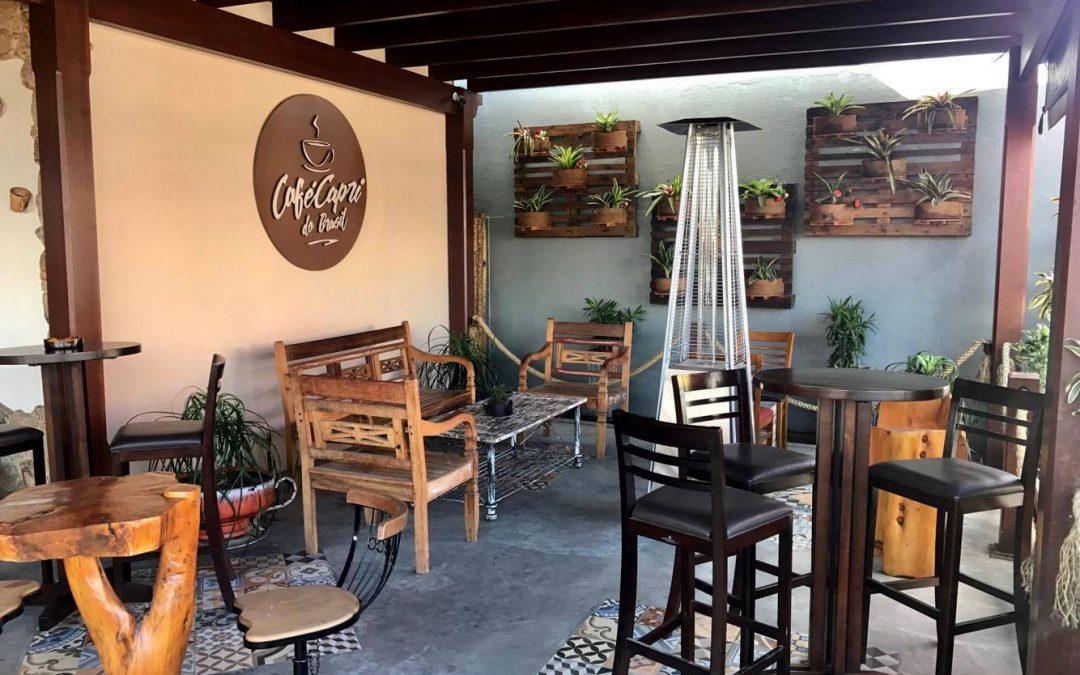 Conhecendo o Café Capri do Brasil