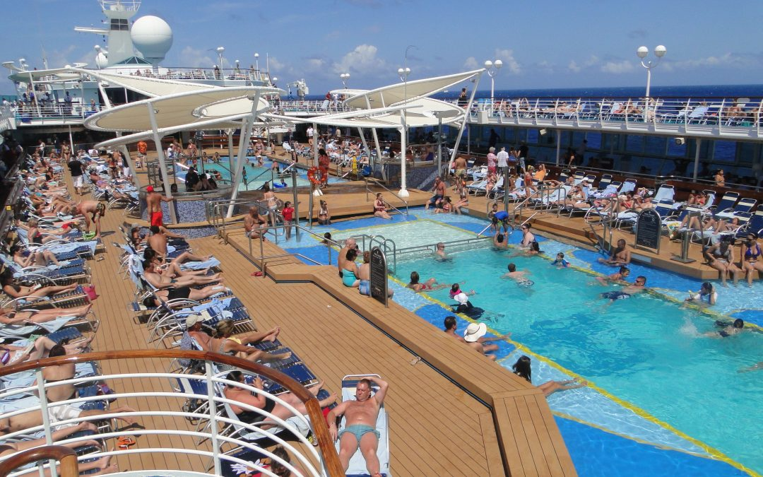 Fazendo cruzeiro pelo Caribe – Majesty of the Seas