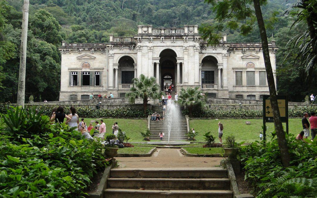 Turistando no Rio: Parque Lage e Jardim Botânico
