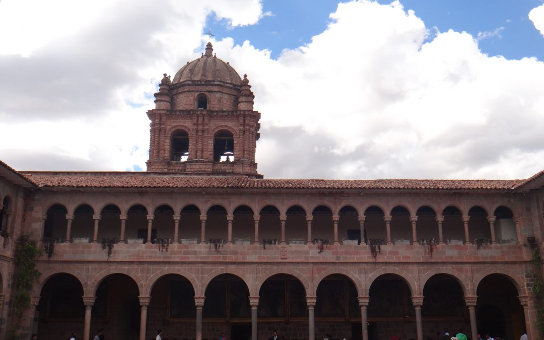 1º dia em Cusco – City tour