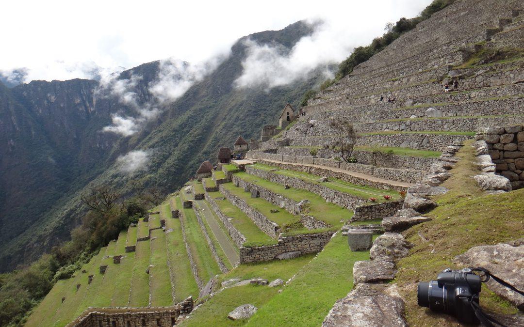 Planejando uma viagem para Machu Picchu