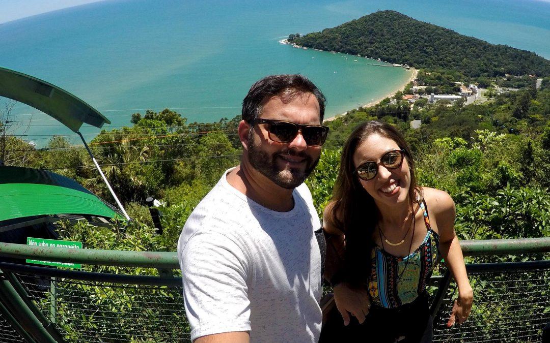 Visitando o Parque Unipraias em Balneário Camboriú